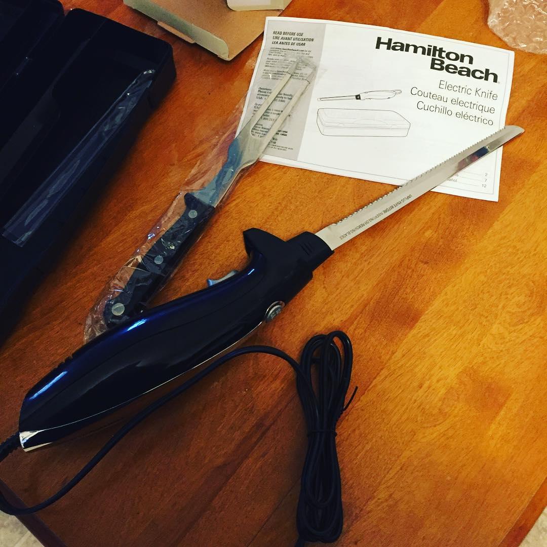 utiliser-un-couteau-électrique