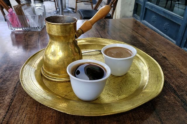 Cafetiere-turque