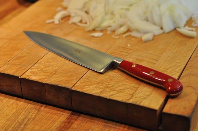 Couteau-de-chef