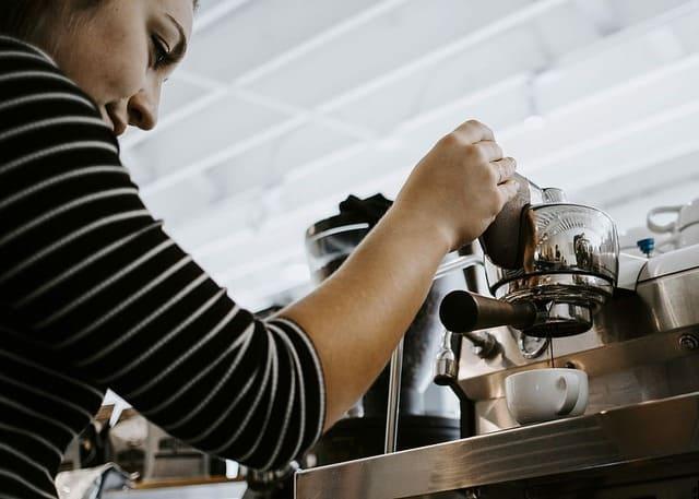 Machine-pour-cafe-espresso
