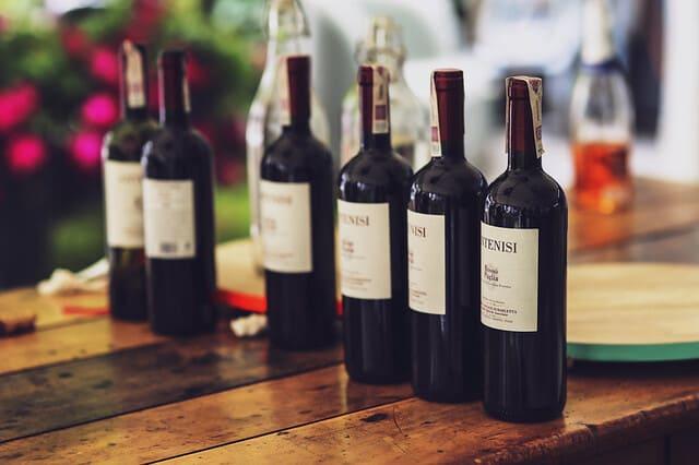 bouteilles-de-vin